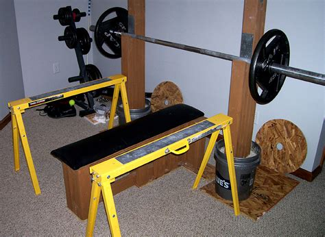 wooden weight bench plans build  plans