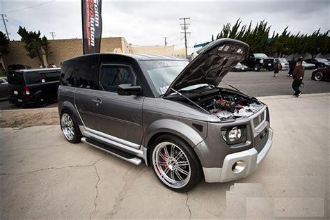 Honda Element Custom