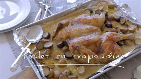 poulet en crapaudine cuisine futée parents pressés