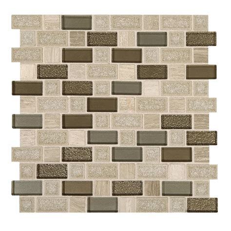 home depot mosaic tile marazzi developed by nature chenille 12 in x 12 in x 8