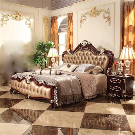 luxury retro classic bed continental 1 8 m