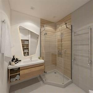 interieur et design petit espace 61 idees pour la deco With idee salle de bain petit espace