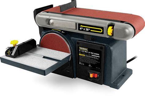 tool shop tile saw menards performax 174 4 quot x 6 quot belt disc sander at menards 174