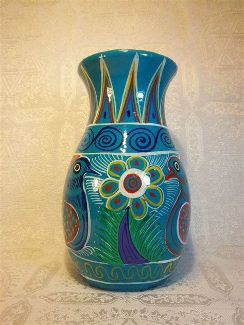 Mexican Glass Vases by 32 Best Images About Mexican Vases Pottery On