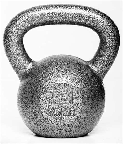 kettlebell lb fitness solutions ship iron cast hammertone finish