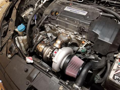 honda accord  turbo kit