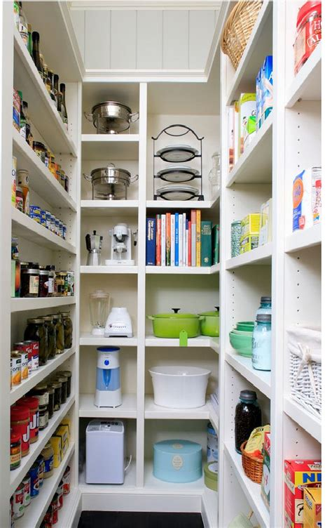 pantry convert closet    side leave    wall empty  hang aprons step stool   left side shelves   wide