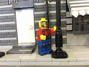 The most AWESOME minifigure I've ever made! : lego