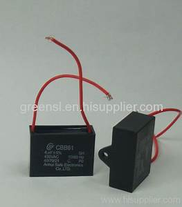 Electric Ceiling Fan Capacitor Cbb61 Manufacturer From China Anhui Safe Electronics Co  Ltd