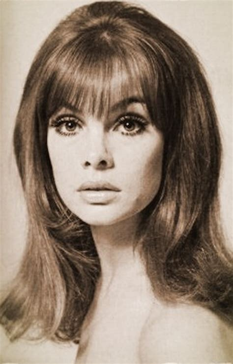 60s Bangs Hairstyles by Jean Shrimpton Icon The Shrimp Jean