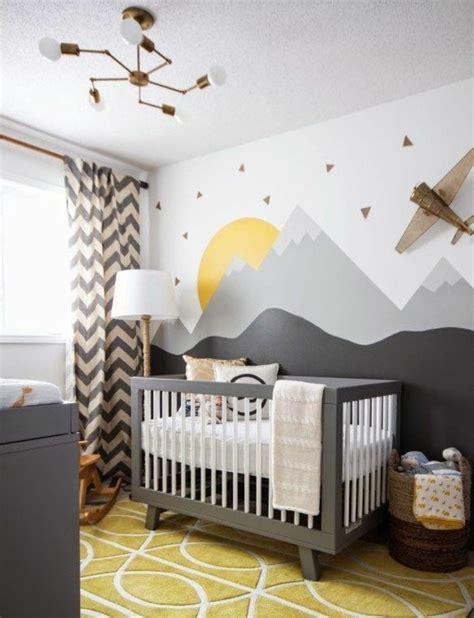 le chambre bébé garcon la chambre bébé mixte en 43 photos d 39 intérieur