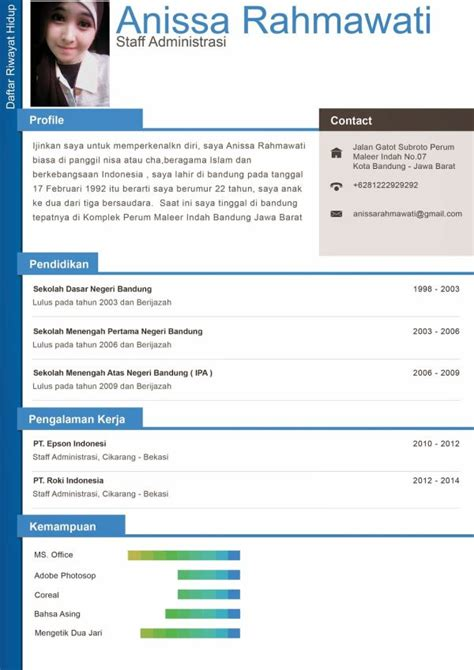 Resume Viral by Contoh Resume Viral Contoh Waouw