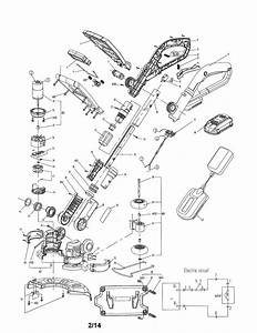 35 Worx Trimmer Parts Diagram