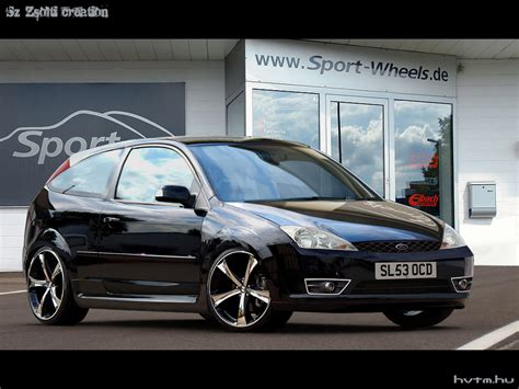 ford tuning ford focus mk2 2008 tuning
