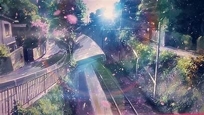 Anime Scenery Nature
