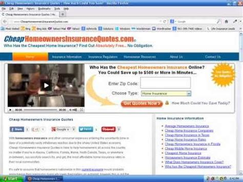 Is a registered corporate agent of tata aia life insurance company limited, new india assurance company limited, royal sundaram. You Could Save up to $500 or More on Top Quality Affordable Homeowners Insurance... - YouTube