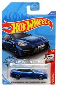 Tagged2019 grey hot wheels car hw green speed porsche. 2020 Hot Wheels #44 Porsche Panamera Turbo S E-Hybrid Sport Turismo blue | eBay