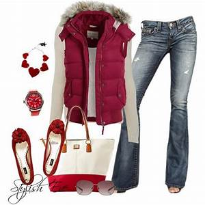 Pink Winter 2013 Outfits for Women by Stylish Eve | Stylish Eve