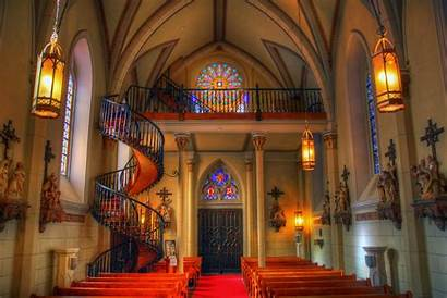 Church Chapel Loretto Background 4k Churches Wallpapers