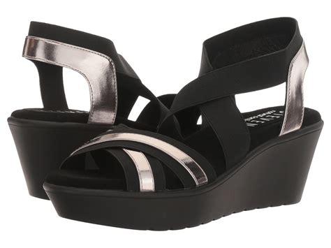steven natural comfort  black multi womens shoes