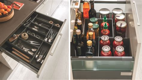 couverts de cuisine rangement couverts tiroir cuisine dootdadoo com idées