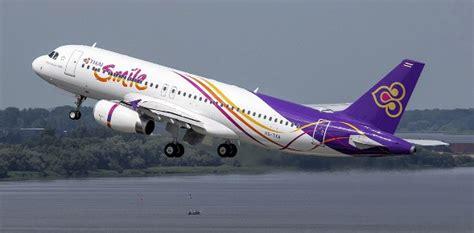 vol interieur thailande low cost compagnie a 233 rienne thailande voyage