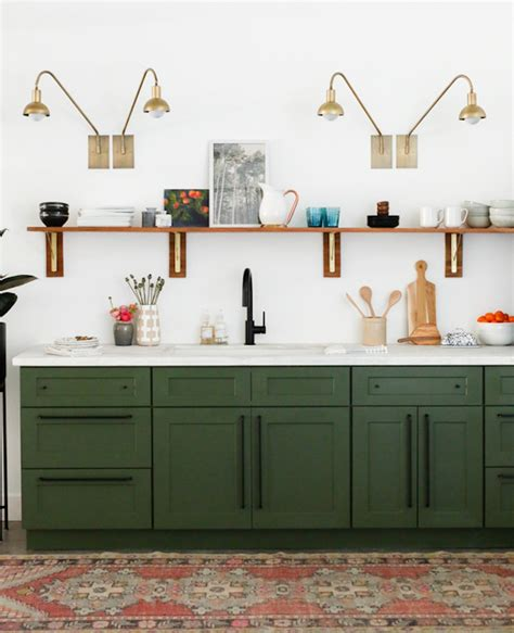 Kitchen Cabinets Images by 10 Lovely Kitchens With Open Shelving