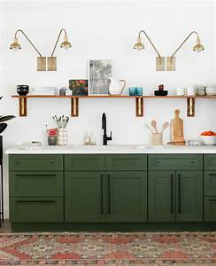 kitchens with open shelving 880
