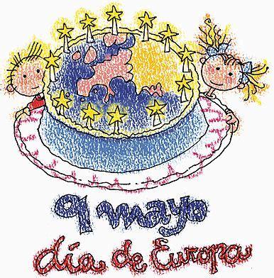Celebra en el aula el día de Europa el próximo 9 de mayo ...