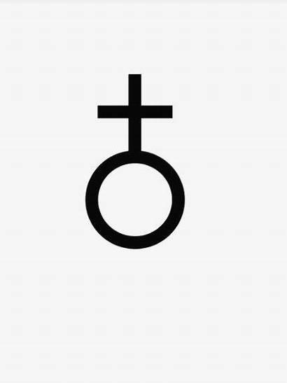 Sign Male Female Vector Symbol Symbols Alchemy