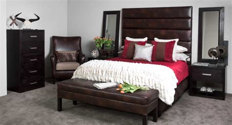 Headboard Designs South Africa by Beds South Africa Bedroom Furniture Leather Beds