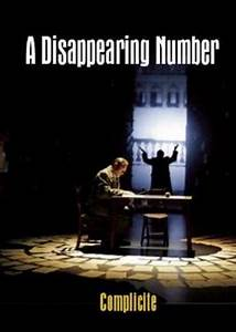A Disappearing Number - Wikipedia