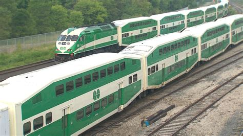 Kitchener One Step Closer To Allday, Twoway Go Trains To