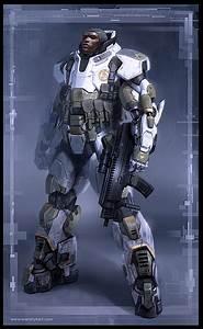 DSNG'S SCI FI MEGAVERSE: SCI FI FUTURISTIC CONCEPT ARMOR ...
