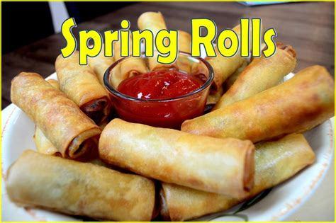 cooking recipe how to make spring rolls at home indian cooking recipes ramadan recipes cook with anisa