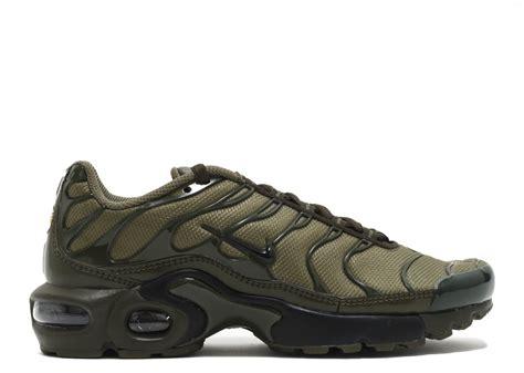 "Air Max Plus (gs) ""olive Cargo""  Nike  655020 200"
