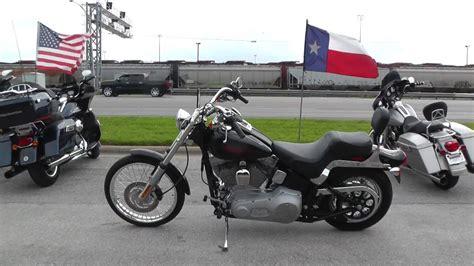 2005 Harley Davidson Softail Standard Fxst