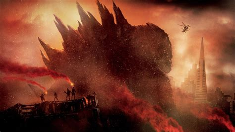 Godzilla Movie 2014 HD, iPhone & iPad Wallpapers