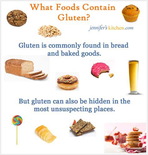 what is gluten how to go gluten free jenniferskitchen