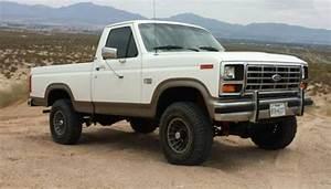 1986 Ford F150 Lariat 4x4 5 8l 351w Rancho Restored