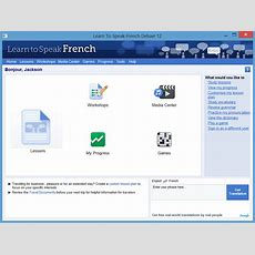Learn To Speak™ French Deluxe 12
