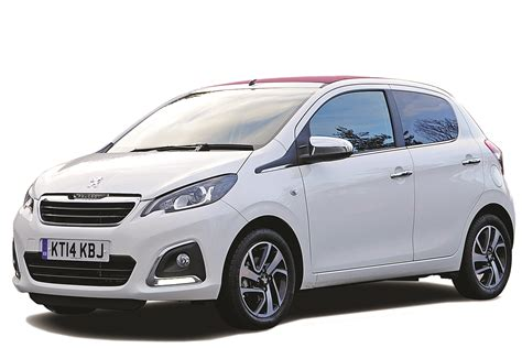 Hatchback Cars : Peugeot 108 Hatchback Review