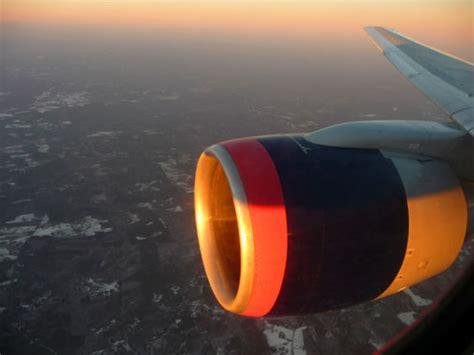 jet plane engine  sunset wwwmarkdrobertscom
