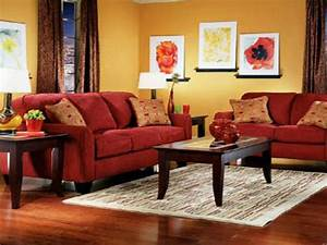 red rug beige couch choosing paint color living room With how to choose furniture for your living room