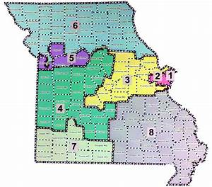 Missouri's Congressional Redistricting Map Faces Court ...