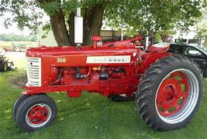 Farmall 350 Rowcrop Tractor For Sale