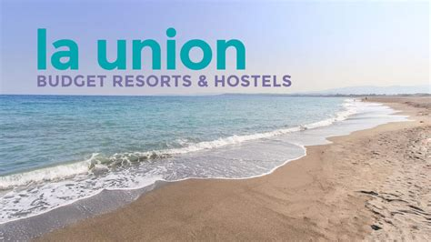 Top 7 La Union Beach Resorts Under P2500