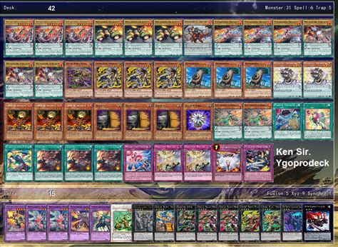 Yugioh Deck Types 2017 by Metalfoes In Ocg January 2017 Part 2 Ygoprodeck