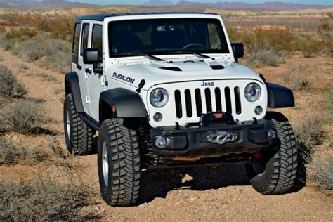 2014 Jeep Wrangler Unlimited Rubicon X