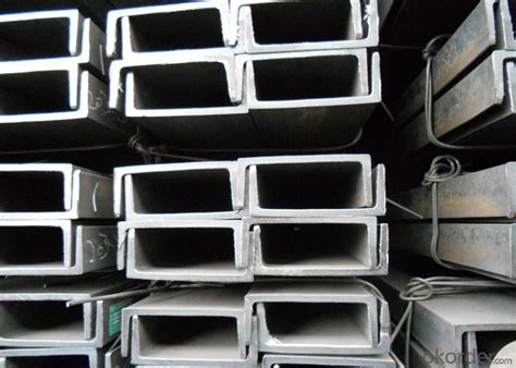 channel steelsteel channel galvanized steel channel real time quotes  sale prices
